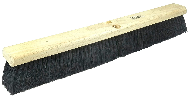 Weiler 74078 12 Block Length Hardwood Block White Tampico Fill Masonry And Applicator Smoothing Brush