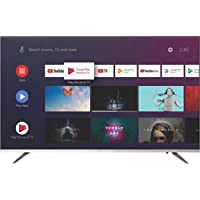 METZ 81.3 cm (32 inches) HD Ready Certified Android Smart LED TV M32E6 (Black and Silver)