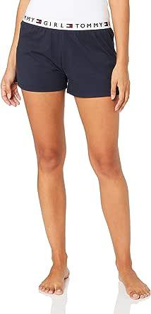 Tommy Hilfiger Women's Logo Waistband Shorts