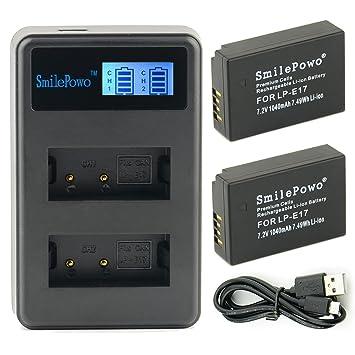 Batterie Lp-e17 Lpe17 Lp E17 Kamera Batterie Für Canon Eos M3 M5 M6 750d 760d T6i T6s 800d 8000d Kuss X8i Unterhaltungselektronik