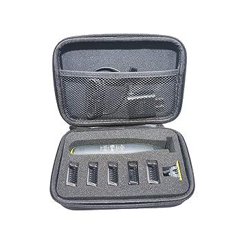 SANVSEN para Philips OneBlade QP2530 30 QP2530 20 QP2520 30 Hybrid  Recortador Shaver f94f7582d1f8