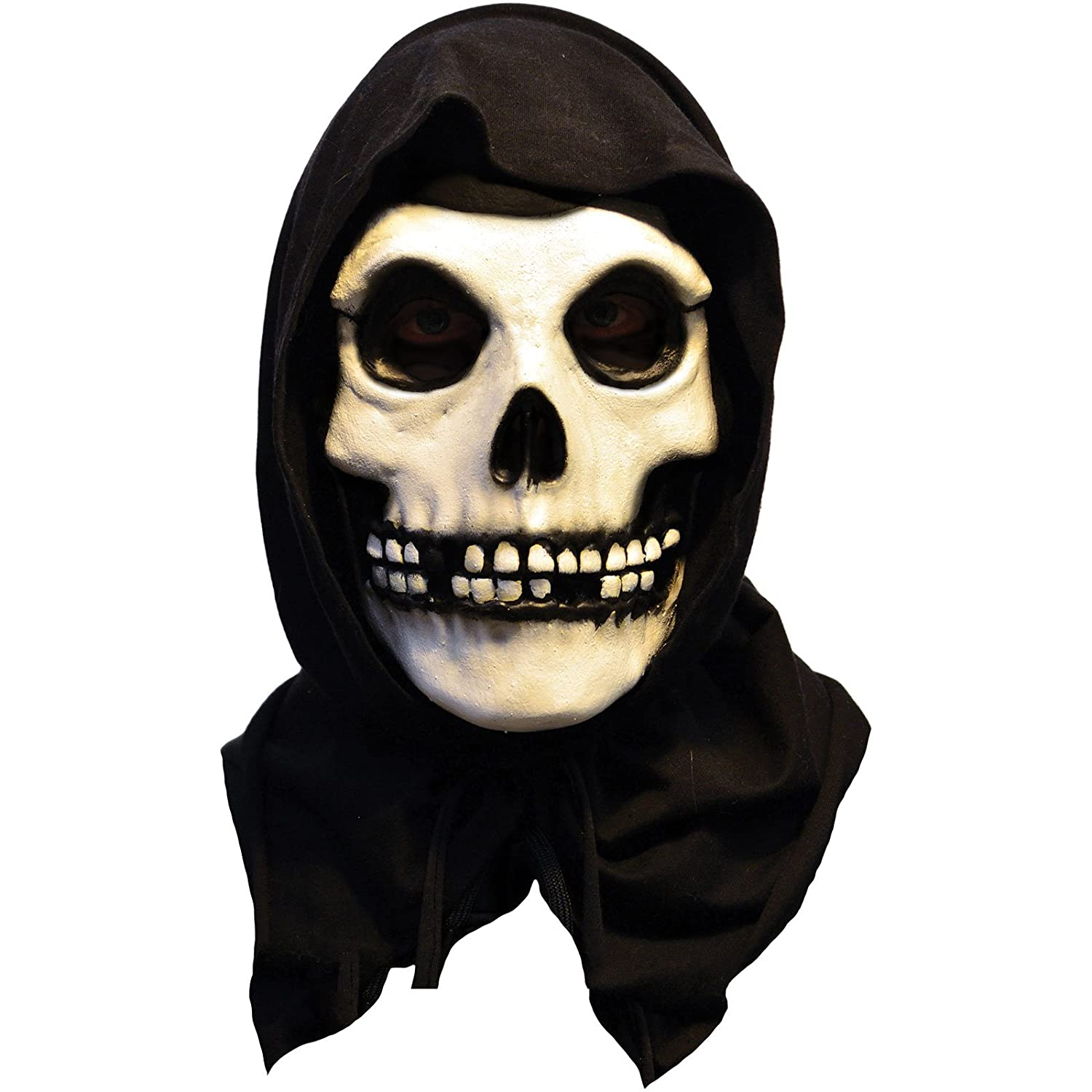 Amazon.com: Trick or Treat Studios Men's Misfits-The Fiend Mask ...