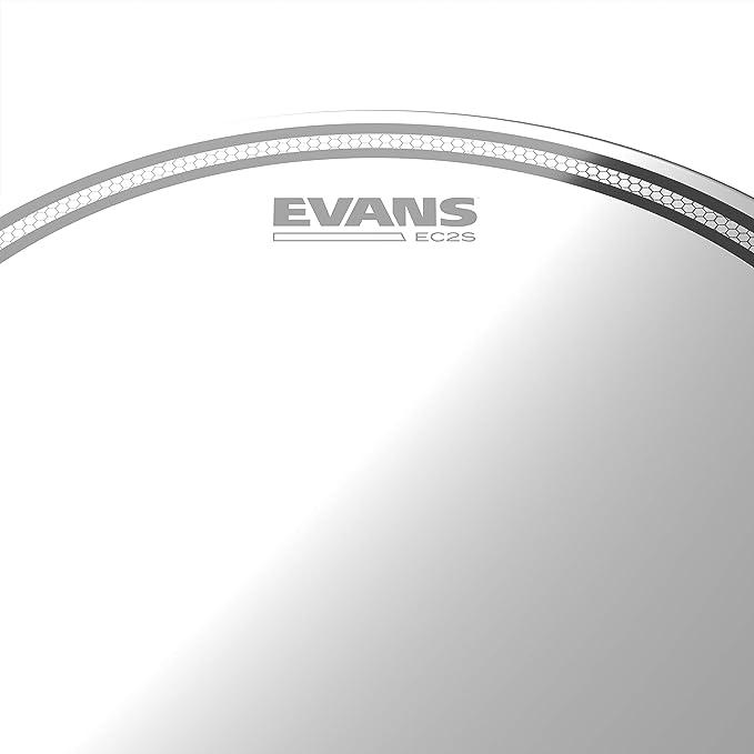 Evans B15EC2S Edge Control 15-inch Tom Drum Head