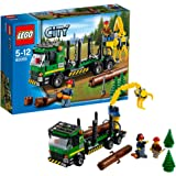 Lego 60059 City - Logging Truck