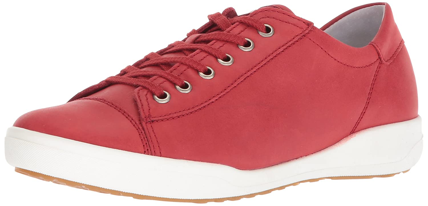 Josef Seibel Women's Sina 11 Fashion Sneaker B01KXWUDZ6 40 EU/9-9.5 M US|Red