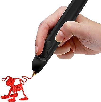 I DO 3D Vertical Black Refill For 1 3D Pen