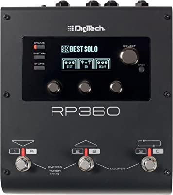 DigiTech RP360 Multi Effects Pedal Image