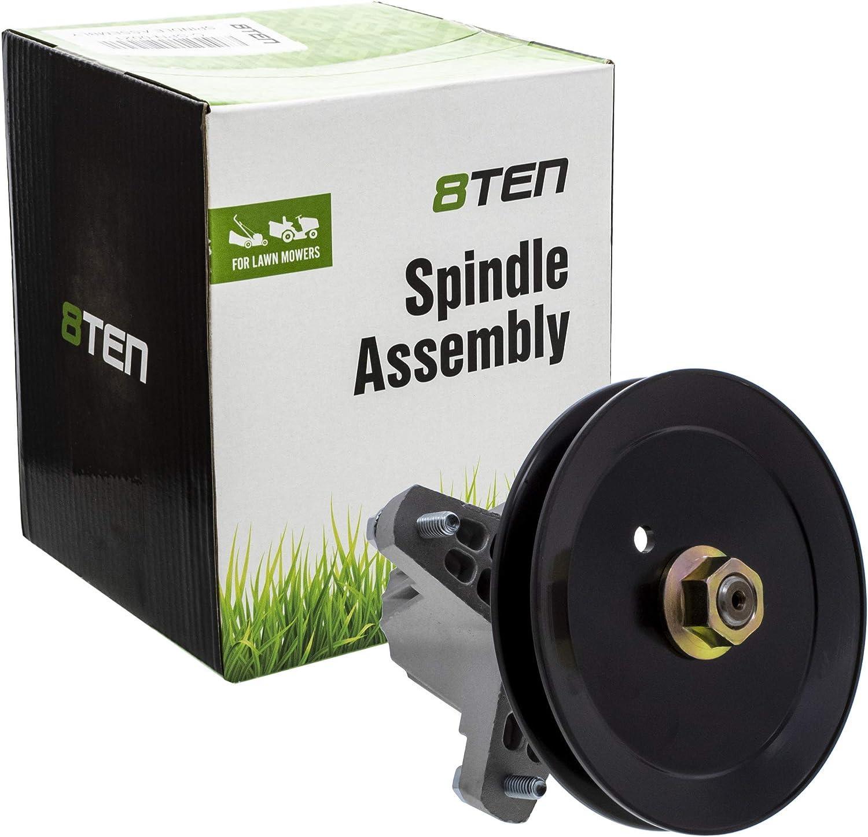 Upgraded Spindle For MTD Cub Cadet Troy-Bilt Huskee 618-06991 or 918-06991