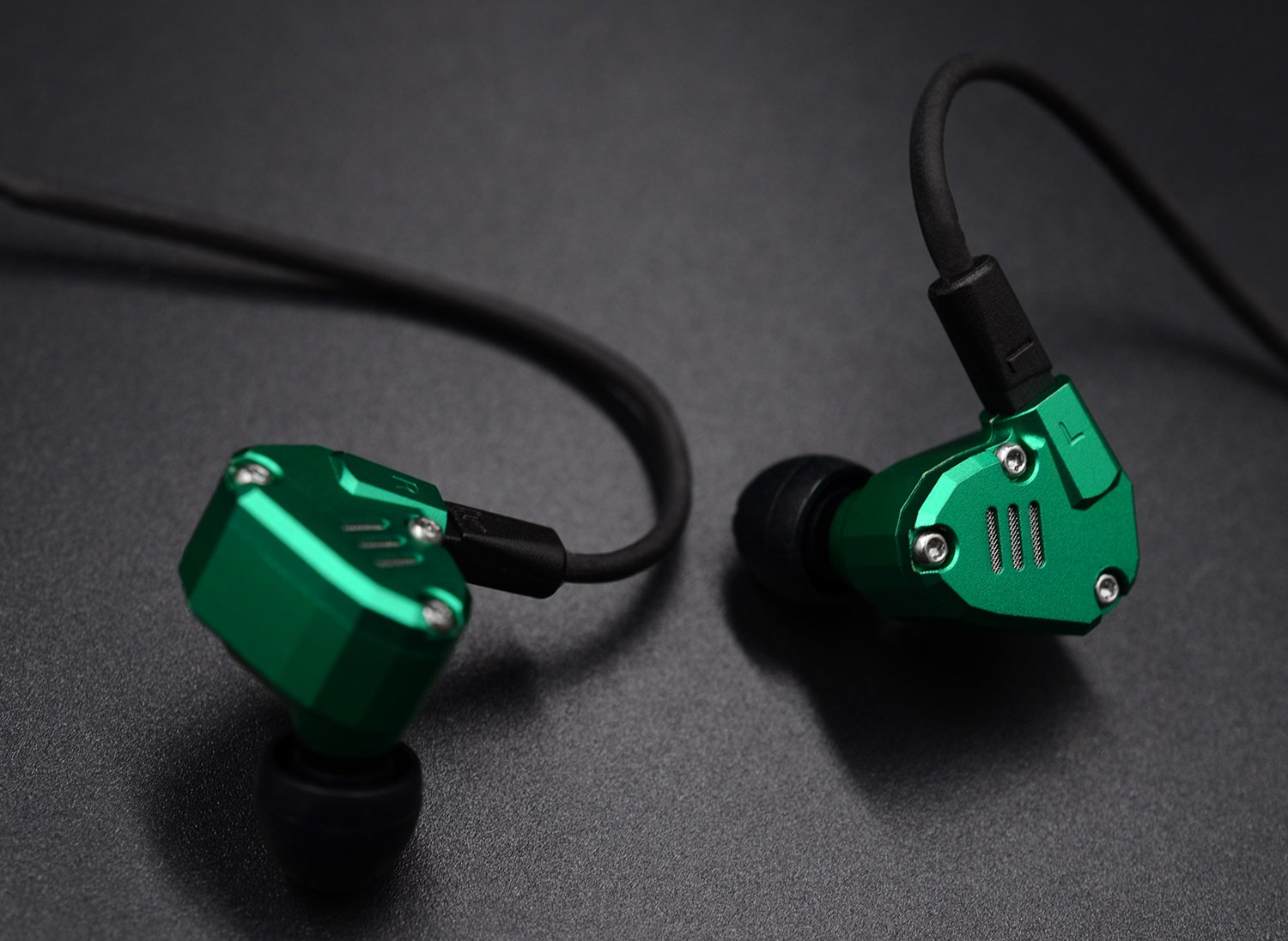 Quad Driver Headphoneserjigo Kz Zs6 High Fidelity Extra Kabel Bluetooth Module Knowledge Zenith Zs3 Zs5 Zst Bass Earbuds Without Microphonewith Detachable Cable Green Musical Instruments
