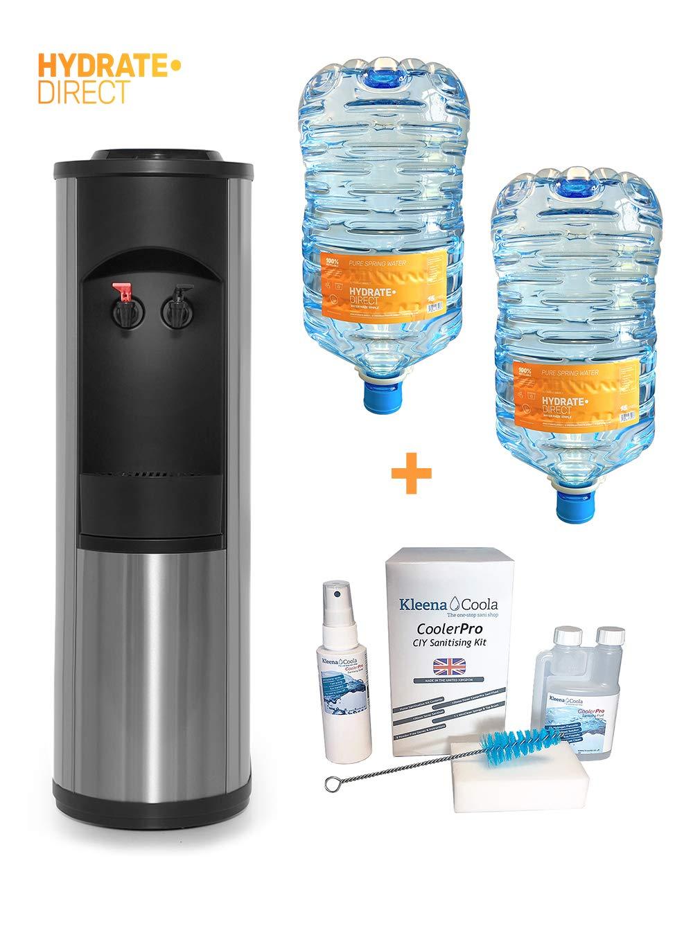 Hydrate Plus Water Bottle