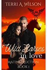 Wild Horses in Love: Paranormal Dating Agency Kindle Edition