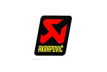 Akrapovic – p-vst2al – Escape adhesivo