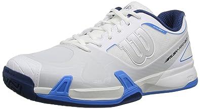 267c0a3e26986 Wilson Men's Rush Pro 2.0 Tennis Shoe