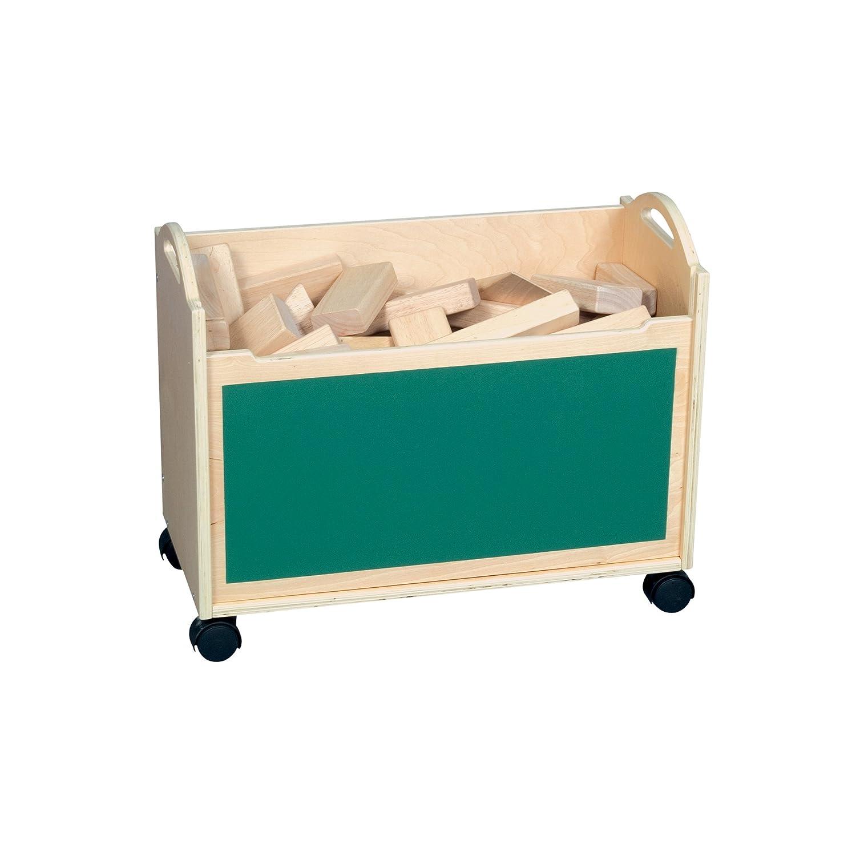 Amazon.com: Guidecraft Block Cart G97055: Kitchen & Dining