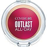 CoverGirl Outlast All-Day Matte Finishing Powder, Fair to Light, 0.39 Ounce