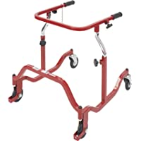 Posterior Safety Roller in Red