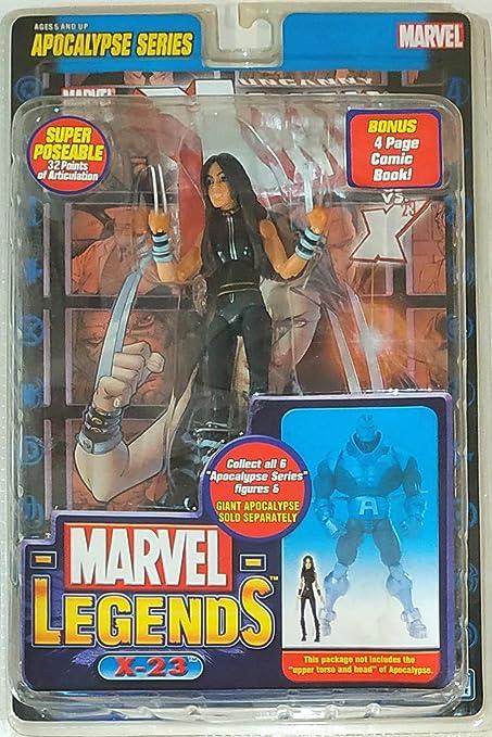 Wolverine MARVEL LEGENDS Arme X GIANT-MAN Series Action Figure comic