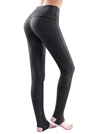 Le World Pantalon de Yoga Taille Haute pour Femmes Leggings ... 8e5ef7950a0