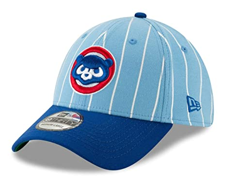 613d035f20f Image Unavailable. Image not available for. Color  New Era Chicago Cubs  39THIRTY MLB Cooperstown Logo Pack Flex Fit Hat