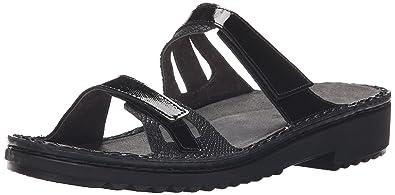 20ae7bf11c63 Naot Women s Sanna Flat Sandal