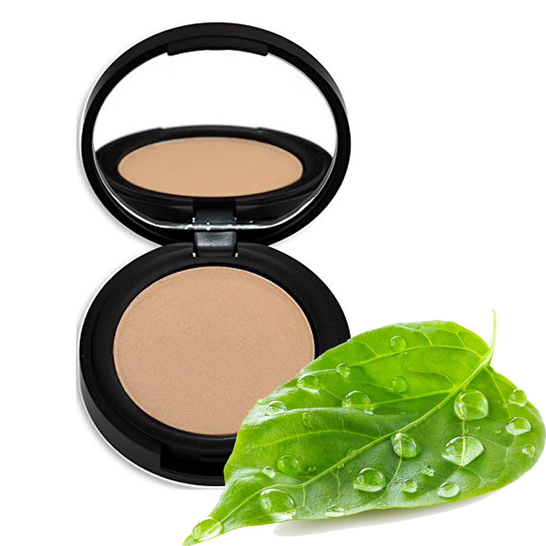 Better'n Ur Cheeks Mineral Blush (DUSTY ROSE) Organic Botanicals & Minerals | Cruelty Free | Talc Free | Pressed Powder | Silky | Long Lasting | Made in USA Skin2Spirit