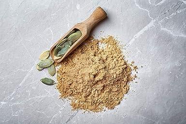 Polvo orgánico de semillas de calabaza: Amazon.com: Grocery ...