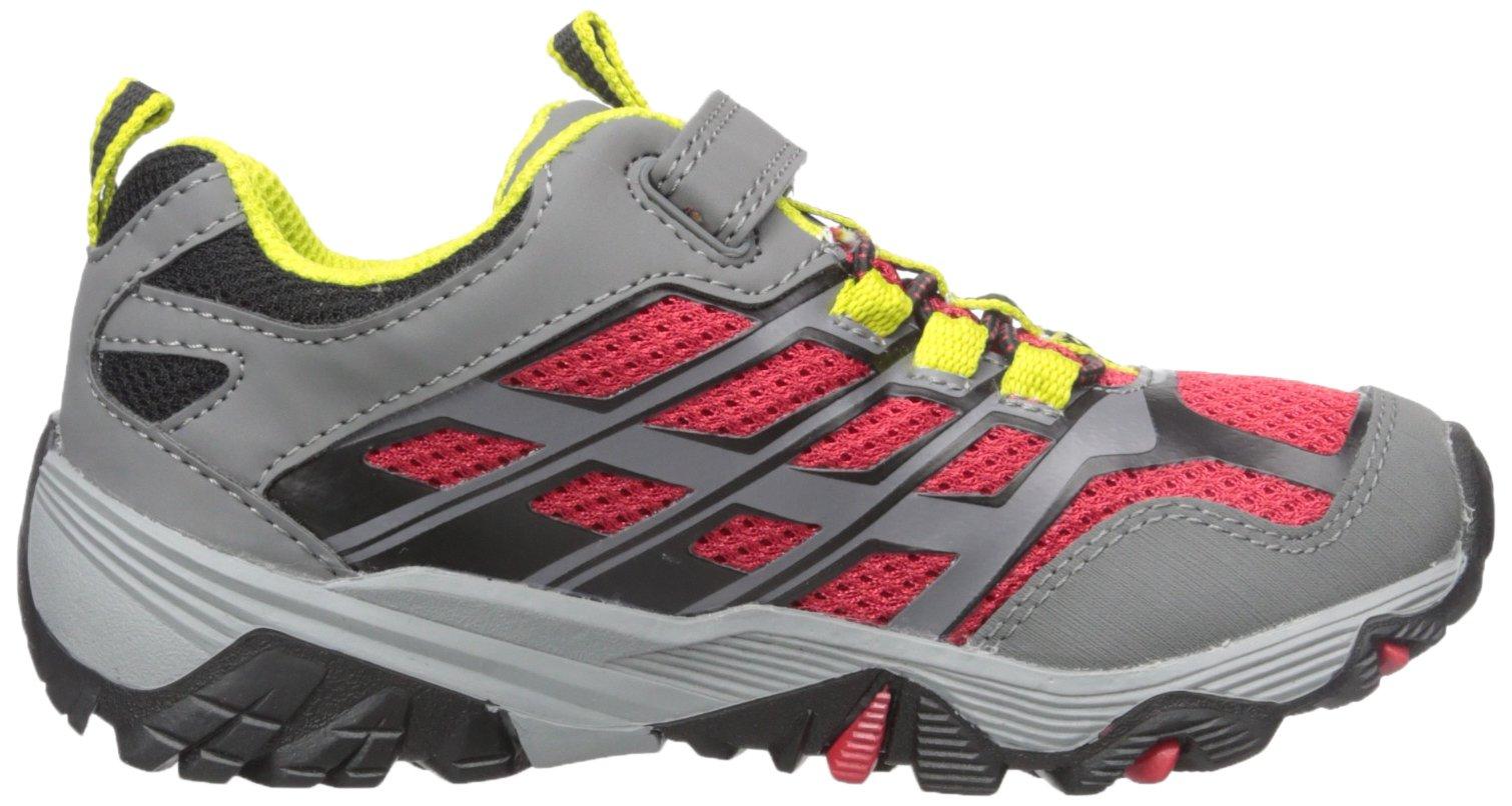 3868fd8f2040 Merrell Kids  Moab Fst Low A C Waterproof Sneaker