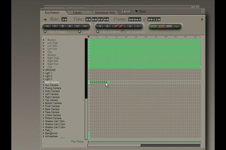 How to Test Walk in Poser Software