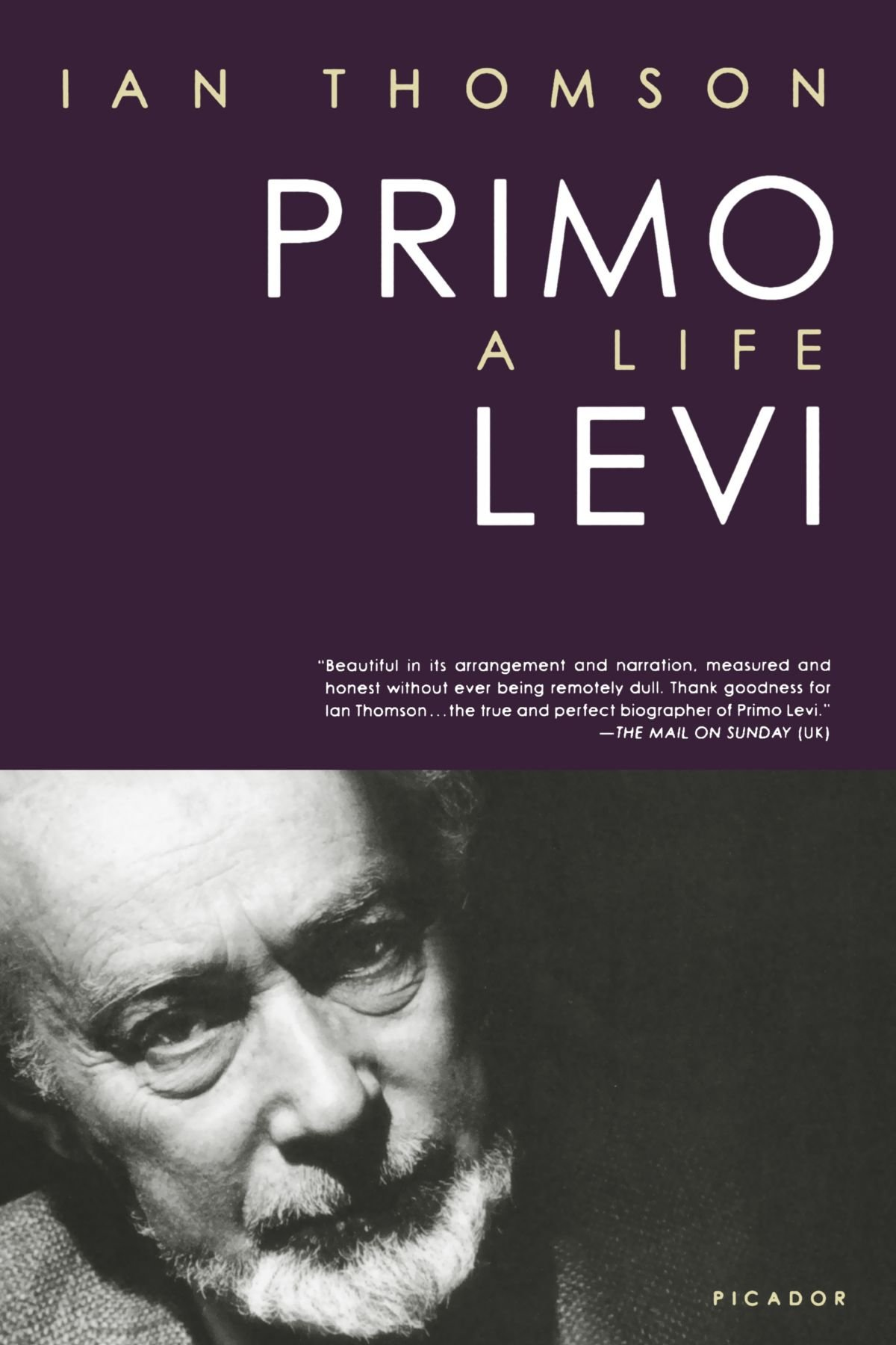 Primo levi a life ian thomson 9780312423674 amazon books gamestrikefo Gallery