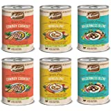Merrick Classic Recipe Canned Dog Food Variety Pack - (2) Wilderness Blend, (2) Cowboy Cookout & (2) Wingaling