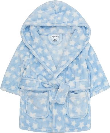 Babies Snuggle Fleece Dressing Gown