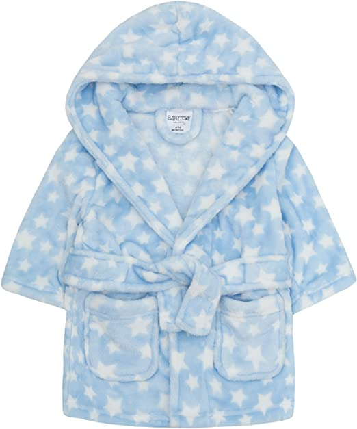 Babies Teddy Bear Dressing Gown