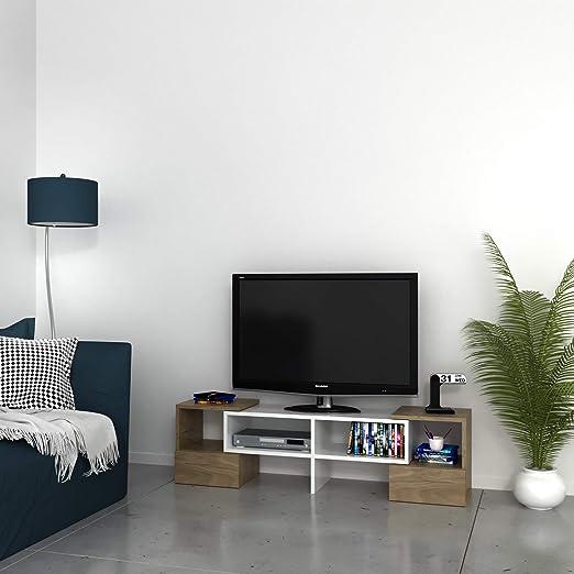 Home Factory Mesa para Televisor Fold: Amazon.es: Juguetes y juegos