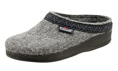 Stegmann Wool Felt Polyflex Clog Slipper (Women's) gZougOtOj