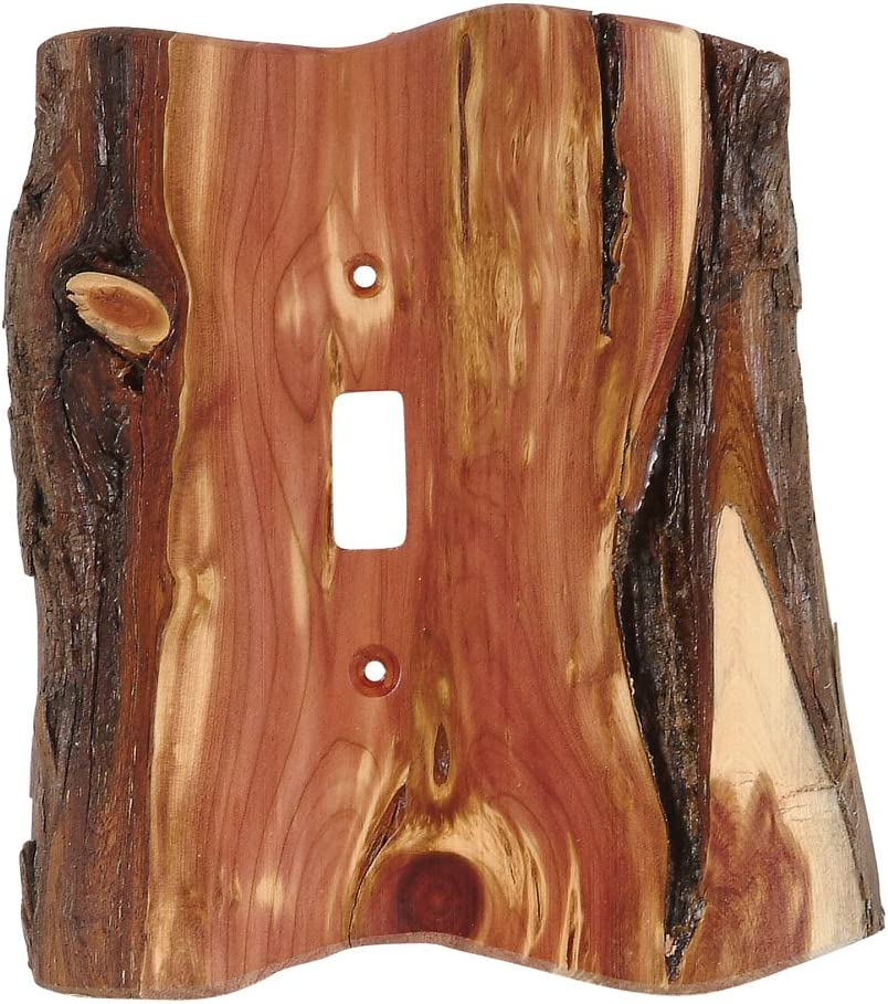 Black Forest Décor Rustic Juniper Wood Lodge