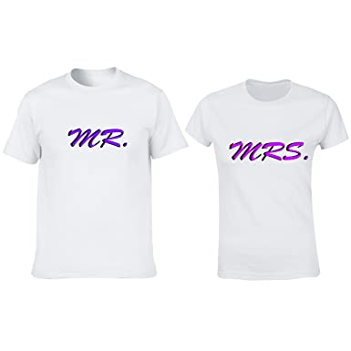 14f4292479 Image Unavailable. Image not available for. Color: Couple T Shirt Set 2  Valentine Couple Shirts Valentines Day ...