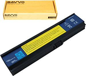 Bavvo Battery Compatible with Acer Aspire 5030 5050 5050-3242 5050-3336 5050-3371 5050-3465 5050-3564 5050-3602 5050-3785 5050-4570 5050-5172 5050-5278 ZR3