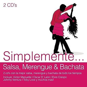 Simplemente Salsa, Merengue & Bachata