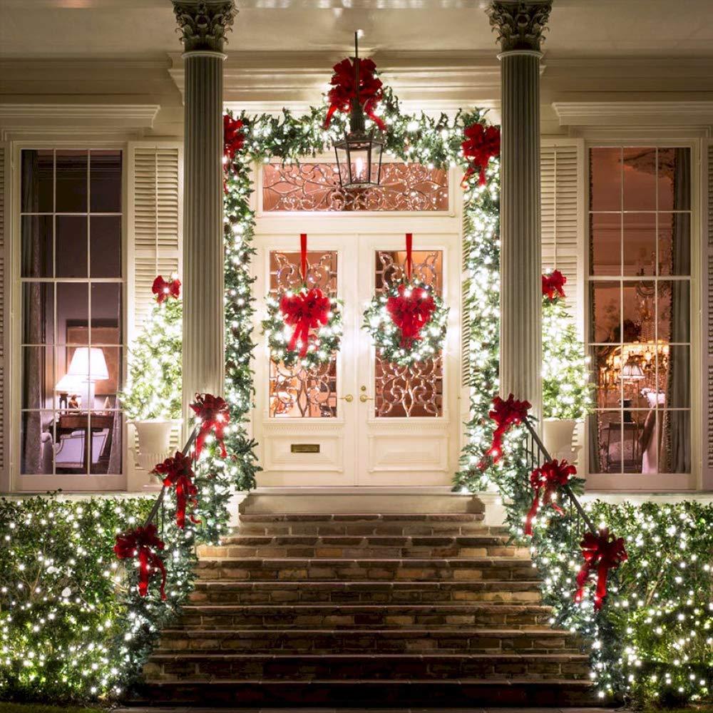 LED Lichterkette 100M 800 LEDs Ollny Lichterkette IP44 mit Fernbedienung /& Timer 8 Modi f/ür Weihnachten Partydekoration Geburstag Hochzeit Wohnzimmer Kinderzimmer-Warmwei/ß