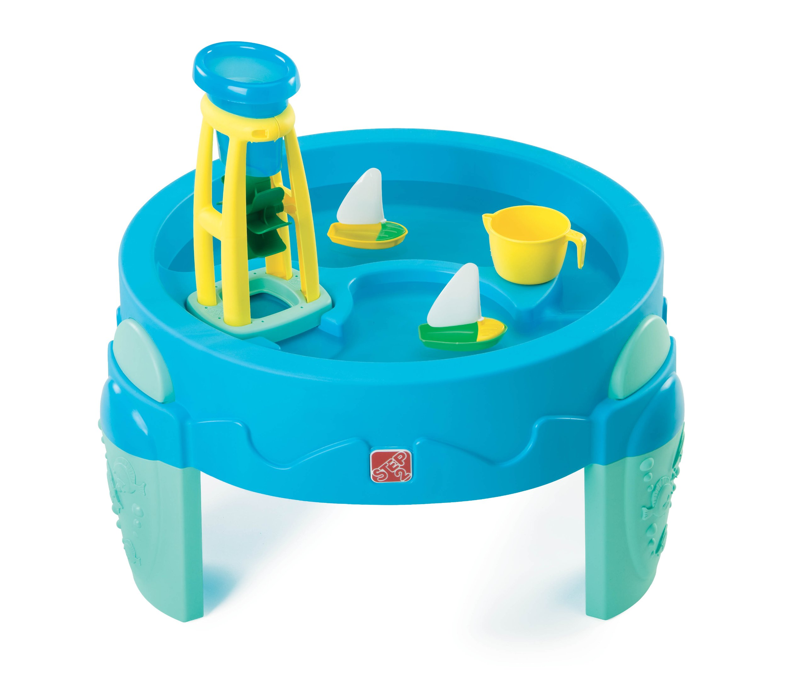 Step2 WaterWheel Activity Play Table by Step2 (Image #2)