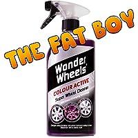 """Wonder Wheels""""The FAT BOY"""" - Limpiador de ruedas"""