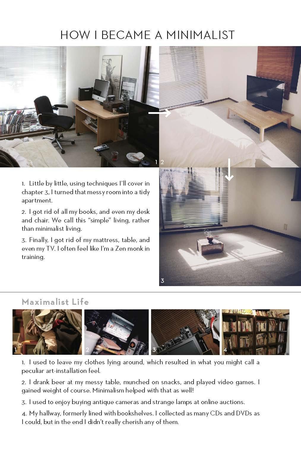 Goodbye Things. On Minimalist Living: Amazon.es: Fumio Sasaki: Libros en idiomas extranjeros