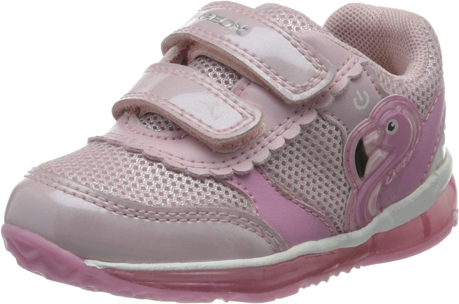 manguera De ninguna manera Campeonato  Amazon.com: Geox - Todo Baby Girl - B0285C0HI14C8004 - Color: Pink - Size:  10 Little Kid: Shoes
