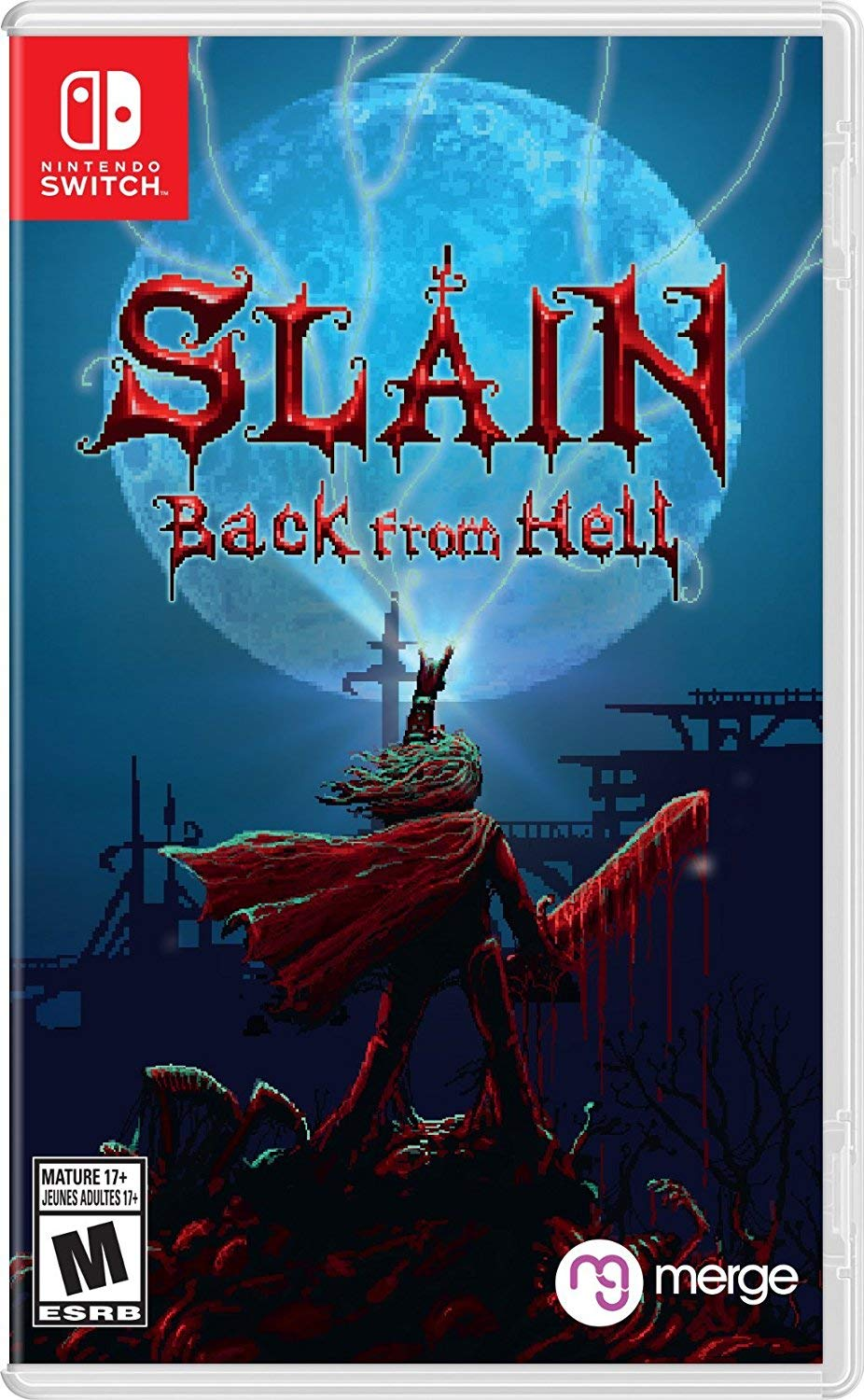 Slain: Back to Hell for Nintendo Switch [USA]: Amazon.es: Crescent ...