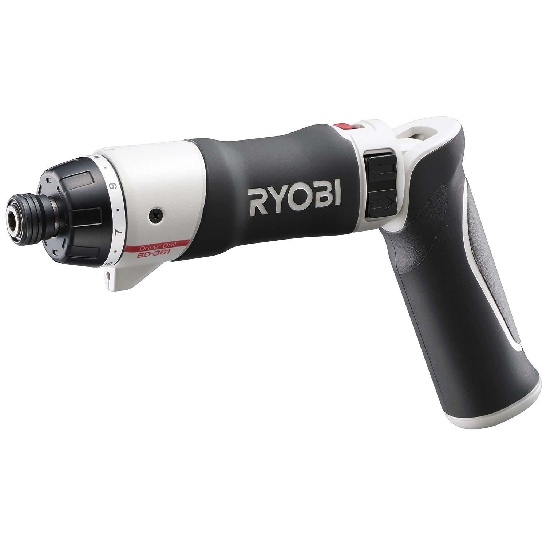 リョービ(RYOBI) 充電式ドライバードリル 3.6V BD-361 647800A B00HK2V7QC