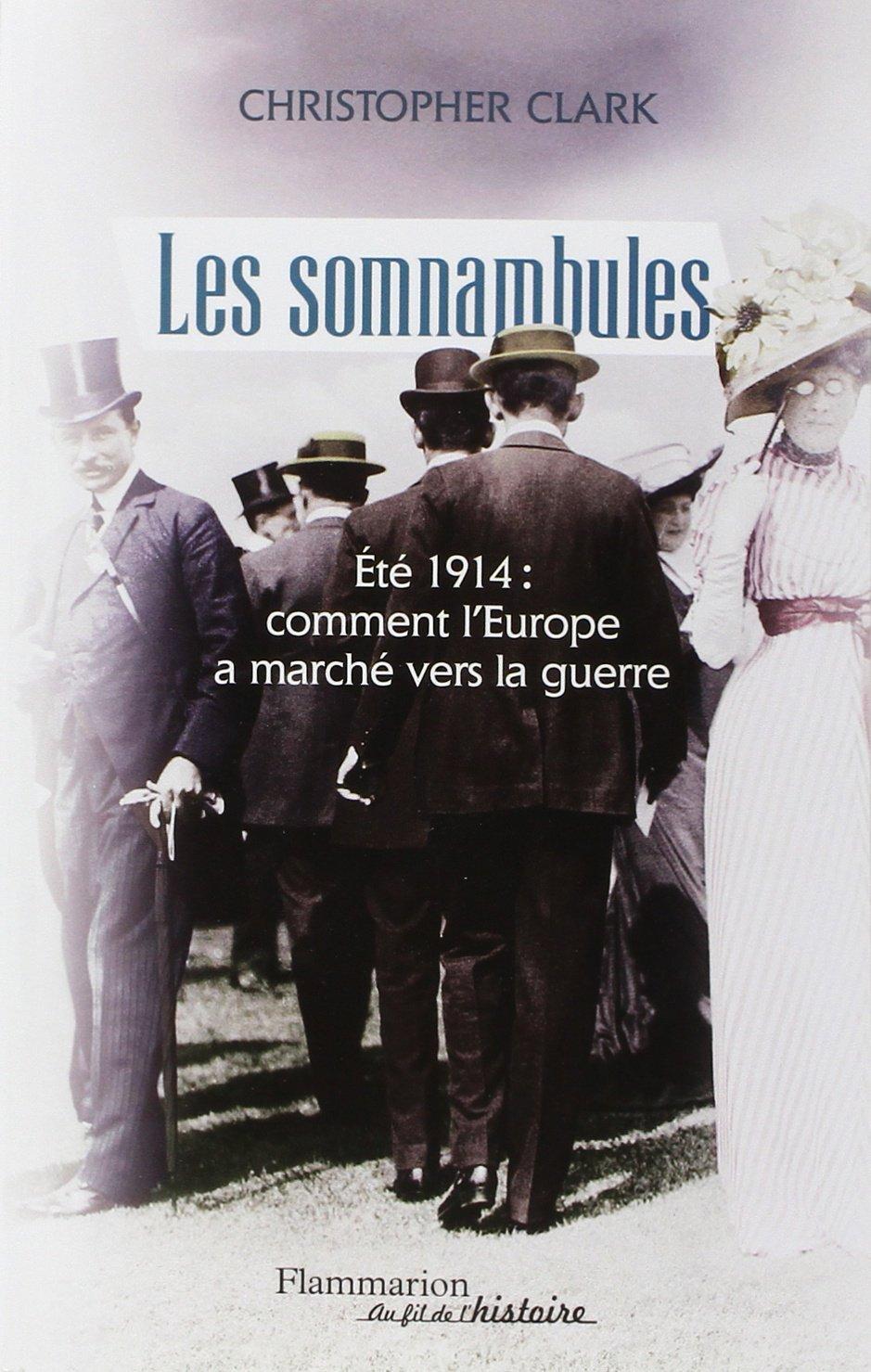 Les somnambules: Eté 1914: comment l'Europe a marché vers la guerre