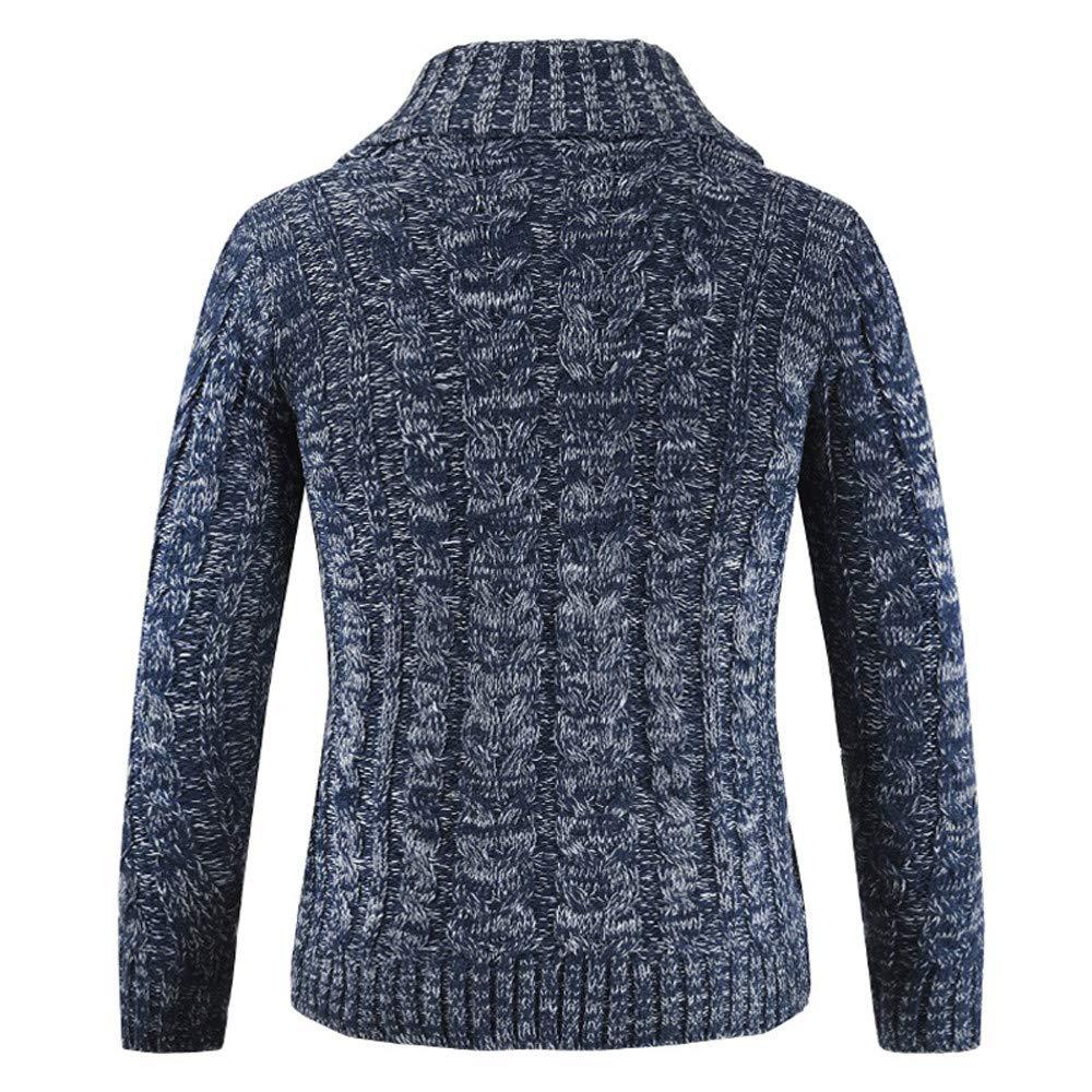 Beladla Hombre BotóN CáRdigan Chaquetas De Punto SuéTer CáRdigan Capa Chaqueta Sweater Coat