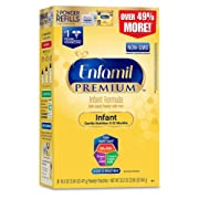 Enfamil PREMIUM Non-GMO Infant Formula - Powder Refill Box, 33.2 oz