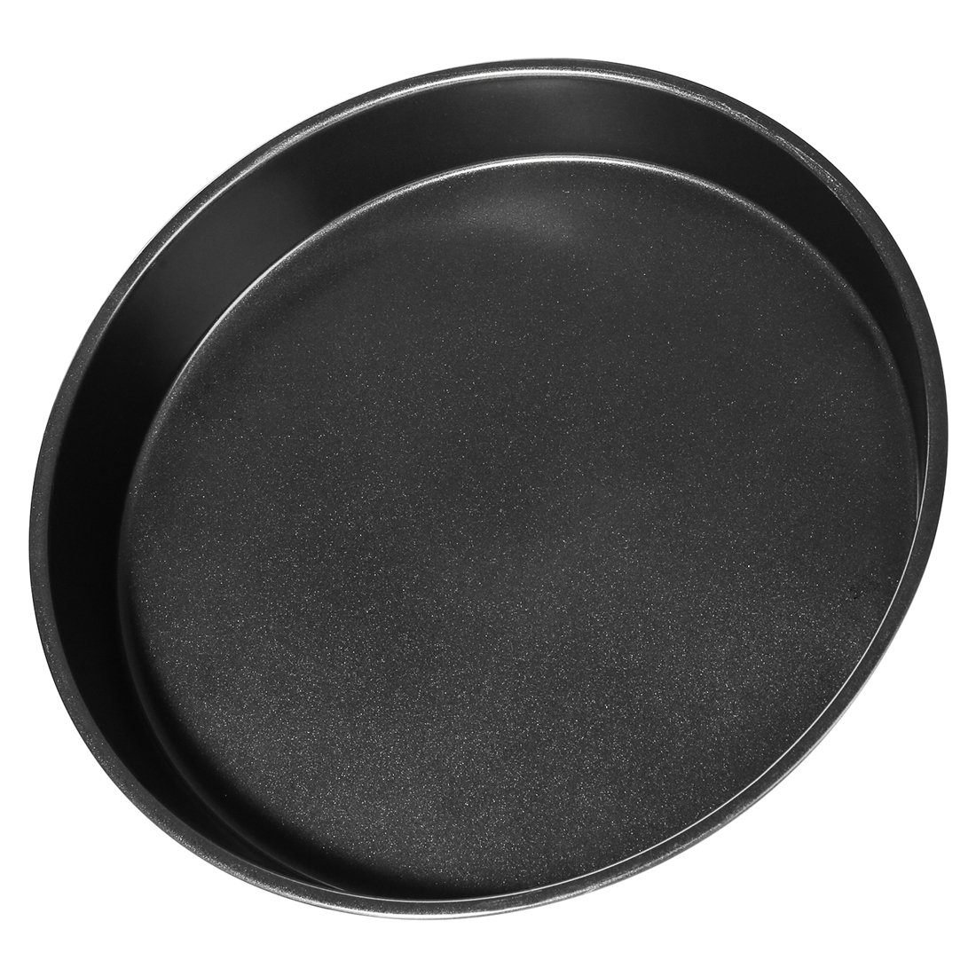 Pizza Pan Non Stick 11 Inch Round Pizza Tray Carbon Steel Bakeware Deep Dish Baking Pan