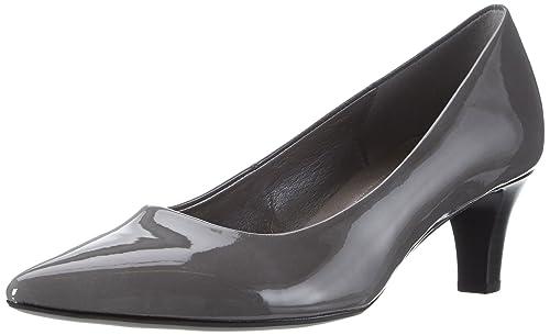 61.25, Zapatos de Tacón Mujer, Azul (Marine 76), 40.5 EU Gabor